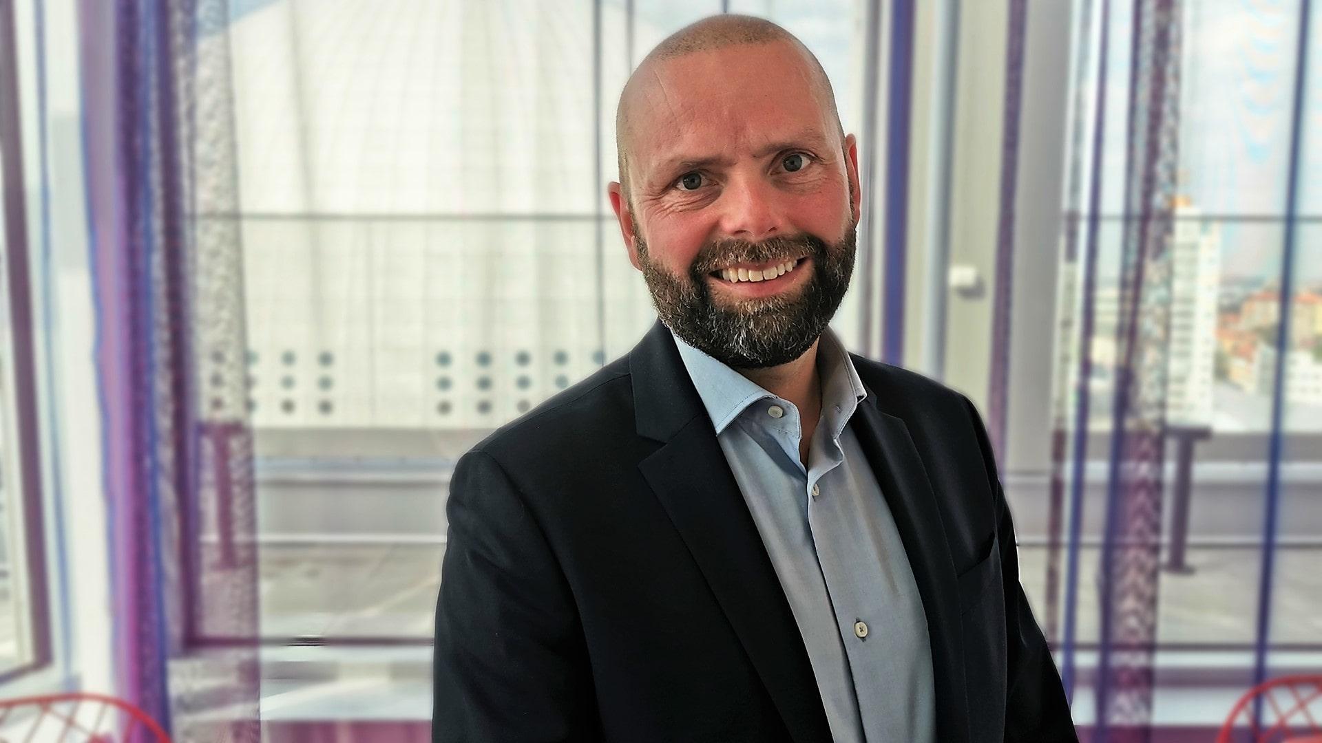 Rune Pedersen chef för Tre Sveriges privatmarknad.