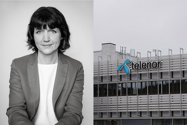 Kaaren Hilsen presenterad som ny vd för Telenor Sverige