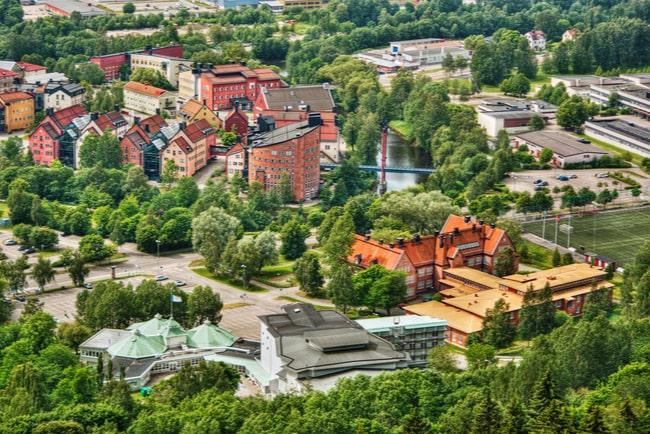 Mittuniversitetet i Sundsvall