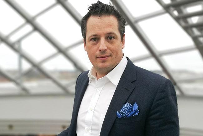 Oscar Otteborn, Tres chef för konsumentaffären