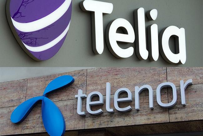 Telia och Telenor presenterar nya samarbeten