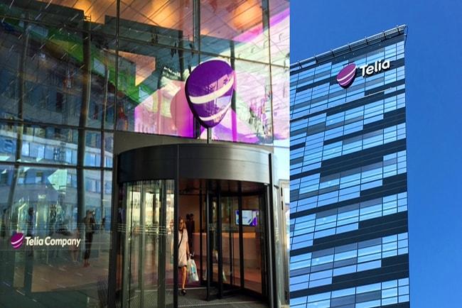 Telia lägger ned 18 butiker i Sverige