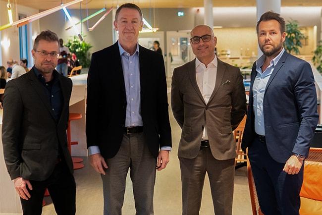 Tre och Combitech ska öka digitaliseringen i industrin