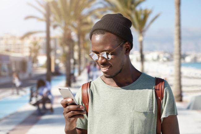 Nya EU regler om roaming i utlandet